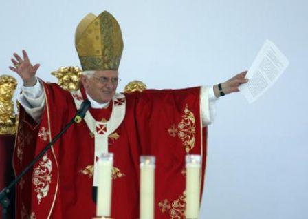 Benoît XVI à Prague