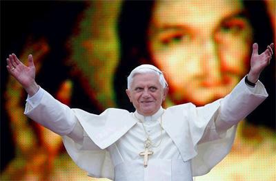 Benoît XVI - évangélisation - miséricorde
