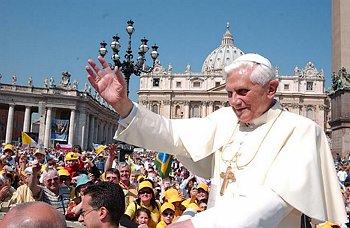 Benoît XVI - évangélisation - Anuncioblog