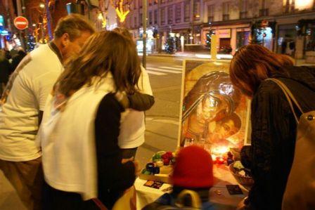 8 décembre - Lyon