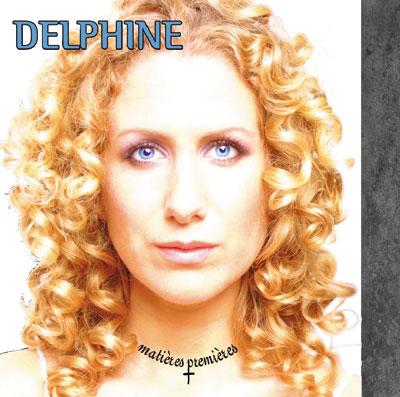 Delphine Martineau - Album Matères Premières