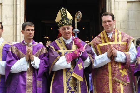Ordinations sacerdotales - Société de la Divine Miséricorde - Toulon