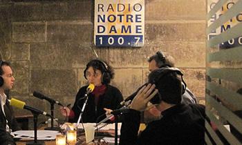 Radio Notre Dame - Internet