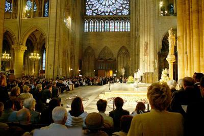Catholiques - évangélisation