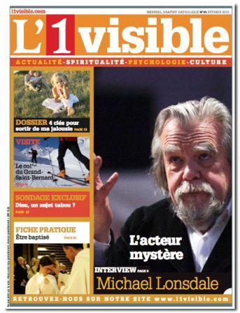 L'1visible - numéro 1 - février 2010