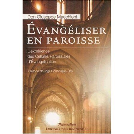 Evangélisation en paroisse - cellules paroissiales d'évangélisation