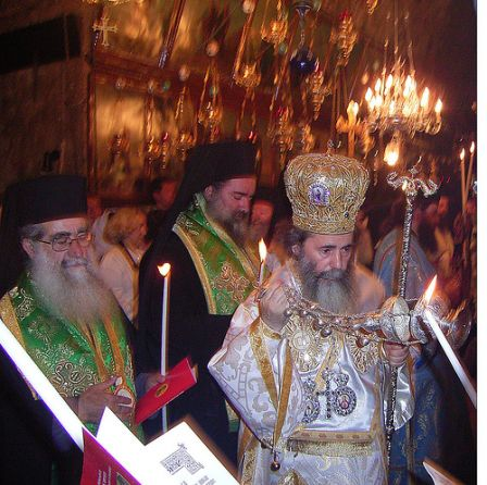 Patriarche de Jérusalem