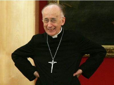 Cardinal Ruini
