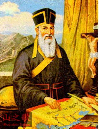Mateo Ricci