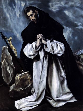 Saint Dominique - évangélisation