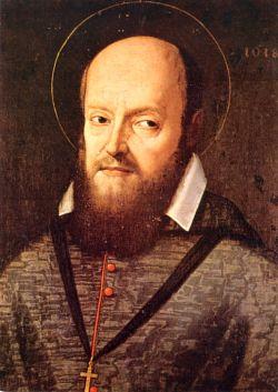 Saint François de Sales, patron des journalistes