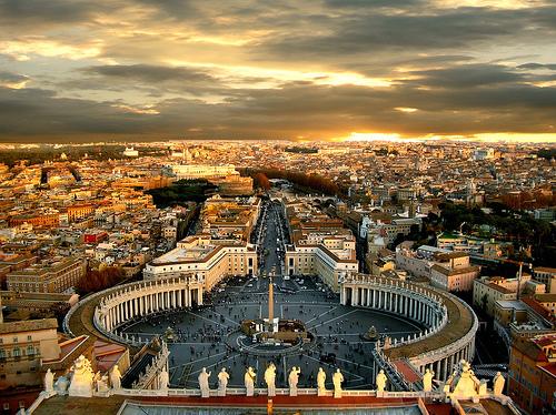 Citation 19/Pierre/l'Église catholique gouvernée par le successeur de Pierre.../ Rome