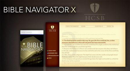 Bible Navigator X