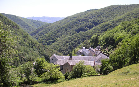Abbaye Notre Dame de Bonneval
