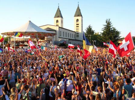 Medjugorje - Festival des Jeunes