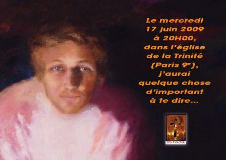Veillée d'adoration - Trinité Paris