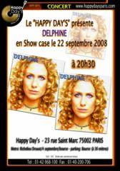Delphine Martineau en concert