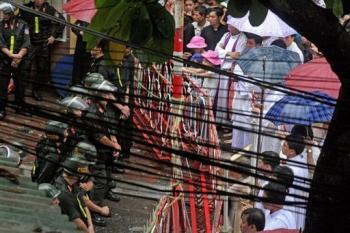 Hanoï - Persécutions contre les chrétiens