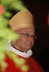 Mgr Lucien Fruchaud - Diocèse de Saint Brieuc Treguier.