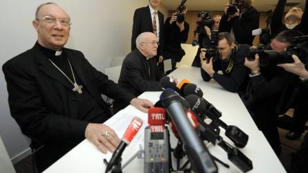 Mgr Léonard - Belgique - évangélisation