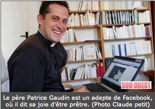 Père Patrice Gaudin - Facebook